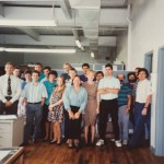 Cambridge employees circa 1994