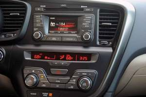 Can I swap a factory Nav head unit in EX that did not e