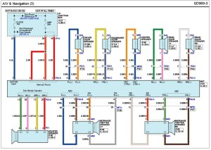 [EX] : Speaker color wiring