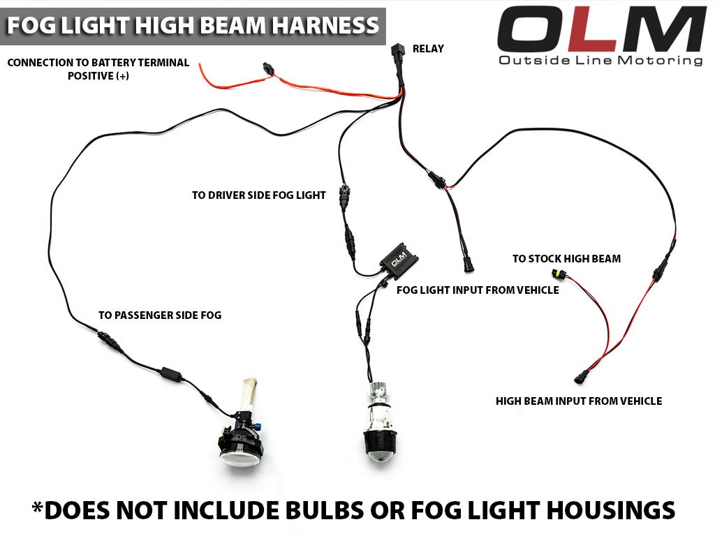 Diy Olm Fog Light Bypass Install