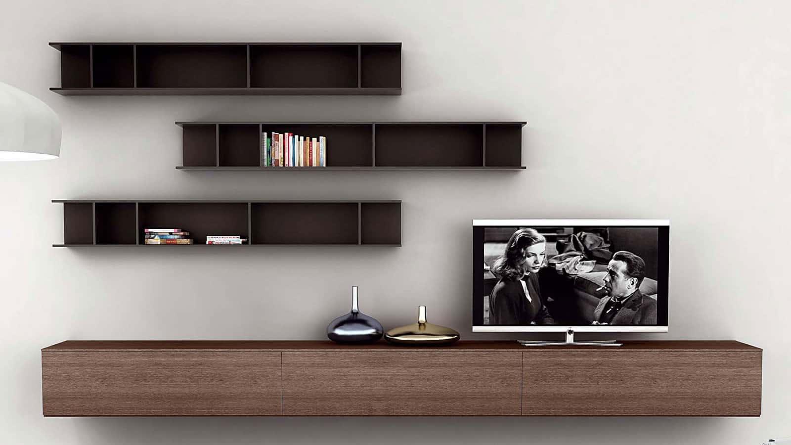 meuble tv industriel salon optimal