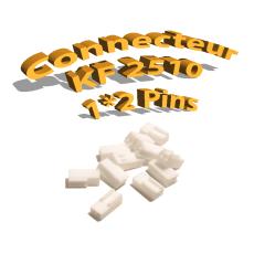 Connecteurs KF2510 2 Pins