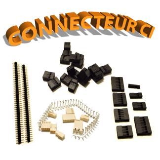 Connecteurs CI , Borniers