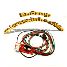 Endstop microswitch + Câble