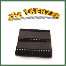 PIC 16F877A Microcontrôleur Flash 8bits 18 PIN