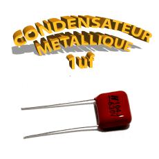 Condensateur à film 1uF 630V