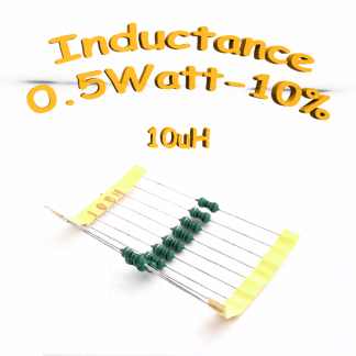 inductance 10uH - Inductor 10uH 0,5w 10%