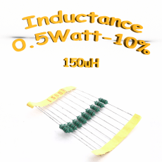 inductance 150uH - Inductor 150uH 0,5w 10%