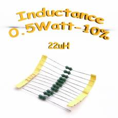 inductance 22uH - Inductor 22uH 0,5w 10%