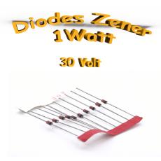 Diode Zener 30V - 1W - 1N4751A