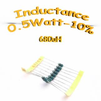 inductance 680uH - Inductor 680uH 0,5w 10%