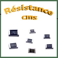 Résistance cms