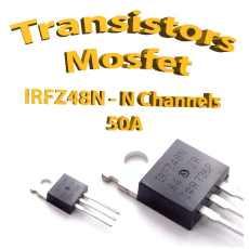 IRFZ48N -Mosfet N - 55v - 64A - To220 - 140W