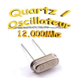 12mhz quartz hc-49s