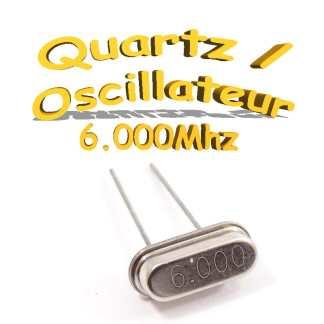 6mhz quartz hc-49s