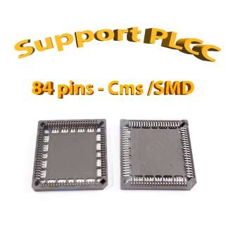 Support PLCC84 - 1A - 260° - CMS / SMD