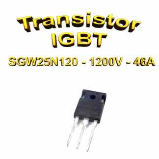 G20N60 - HGTG20N60B3D Transistor IGBT N 600V 20A 165W TO-247