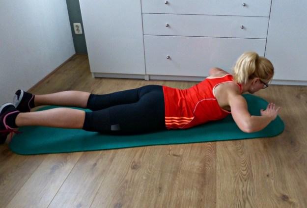 Lower back raise