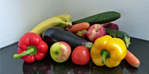 groente en fruit vitamines