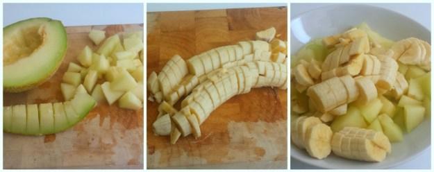 Fruitsalade collage 1