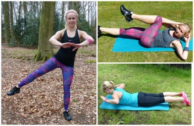 Weekend workout challenge 6