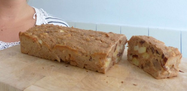 recept healthy kwarkcake appeltaartsmaak