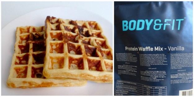 Body en Fit wafels