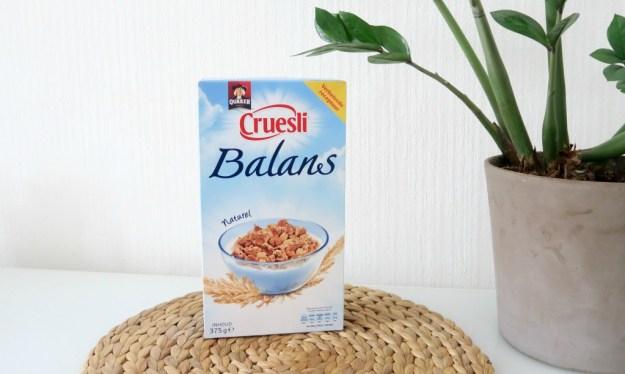 Review cruesli balans