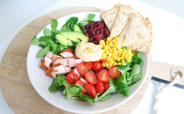 gezonde-taco-bowl