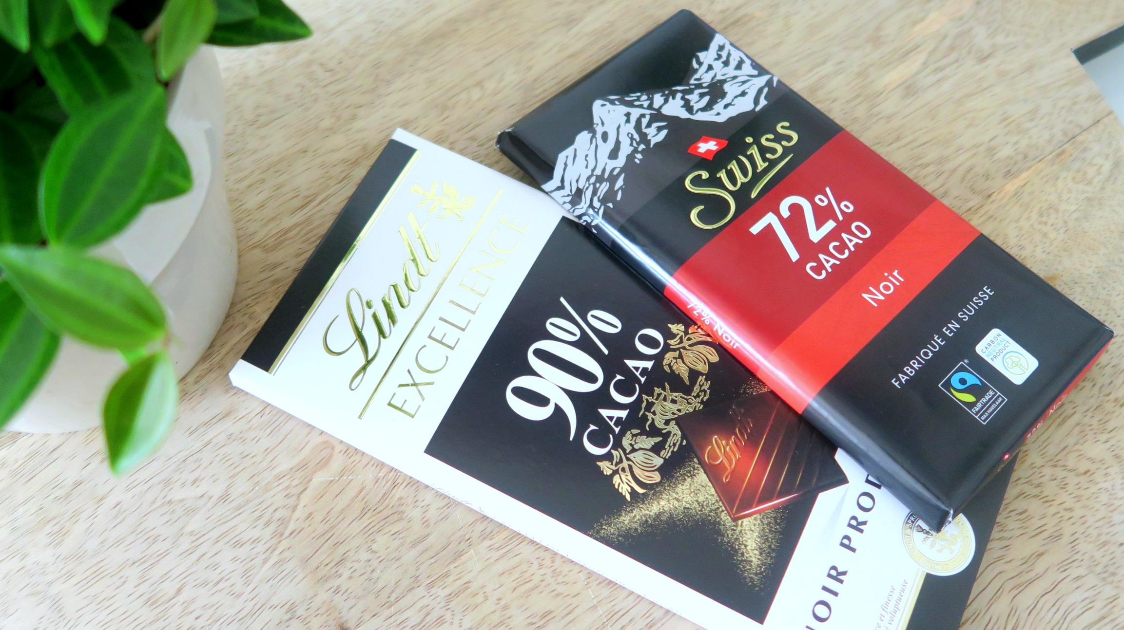 chocolade puur gezond