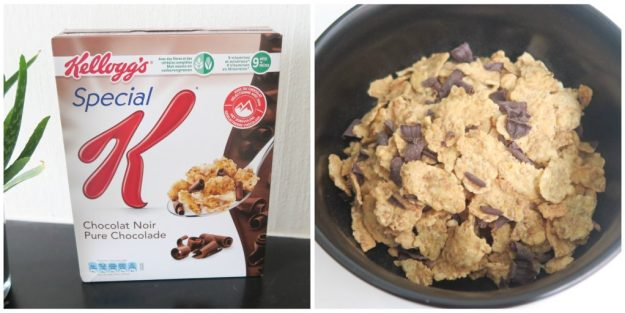 Review Special K Choco