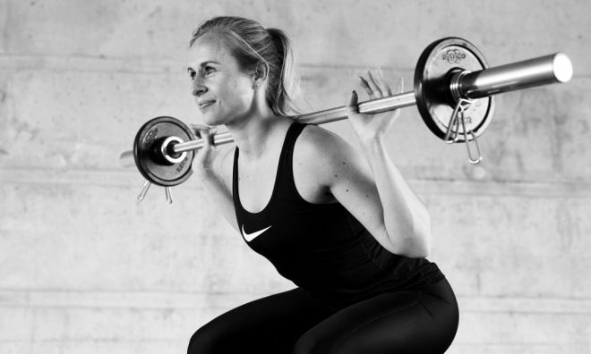 squat fitness