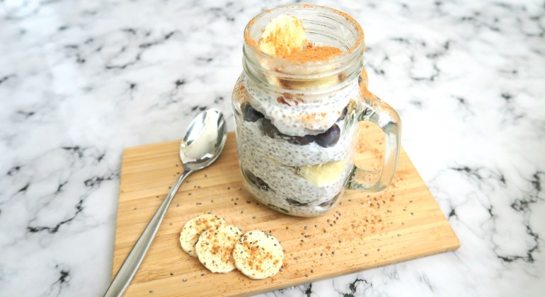 recept chiapudding