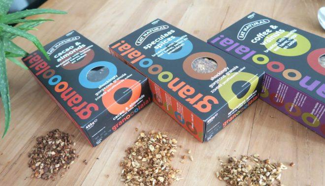 review gezonde granola