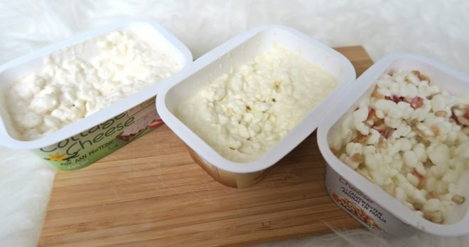 Nieuwe cottage cheese