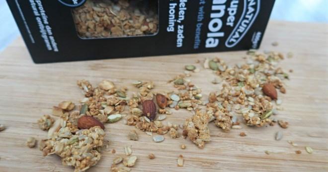 Gezonde granola review