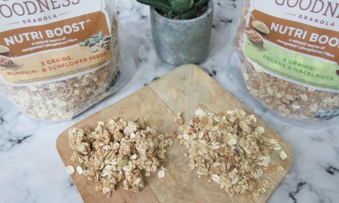 Quaker gezonde granola