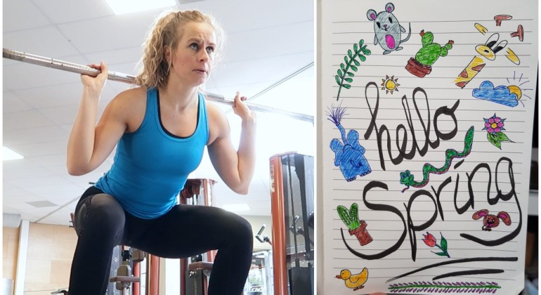 sportschool inspiratie