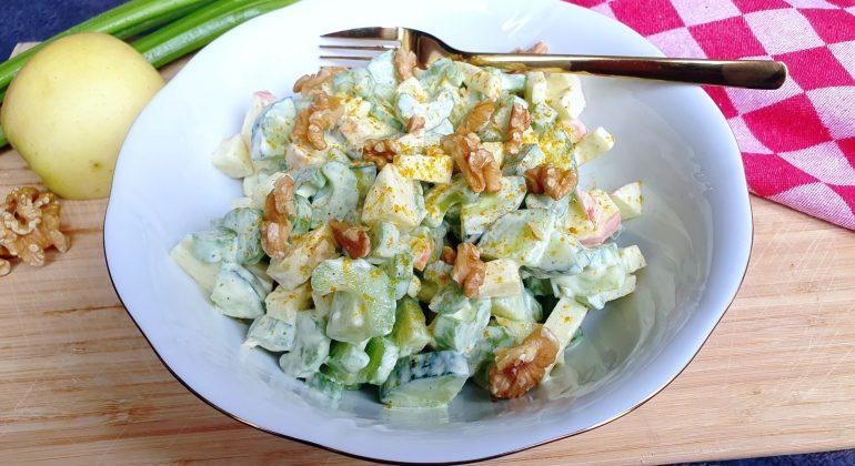 Salade bleekselderij