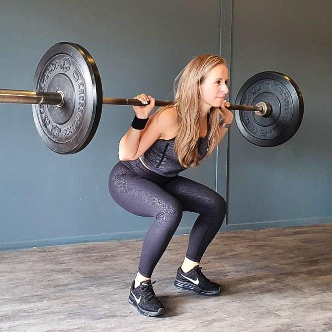 squat lichaam