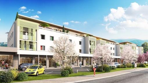 LE ROOSEVELT | Construction Dalle Pleine – Prédalle | Logement