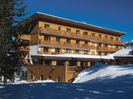 HOTEL DES NEIGES | Construction Dalle Pleine