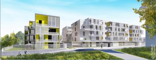 CARRE D'ELISE | Construction de Dalle Pleine | Logement