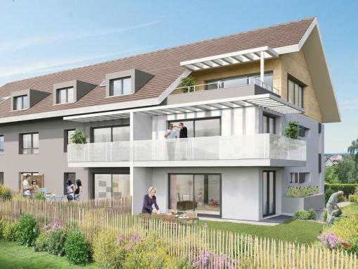 COTTAGE D'ARBERE | DIVONNE LES BAINS | Construction Dalle Pleine | Logements