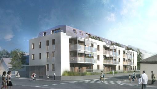 AGUTTE SEMBAT | CHAMBERY | Construction Prédalles – Logements