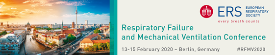 Respiratory Failure and Mechanical Ventilation Conference banner