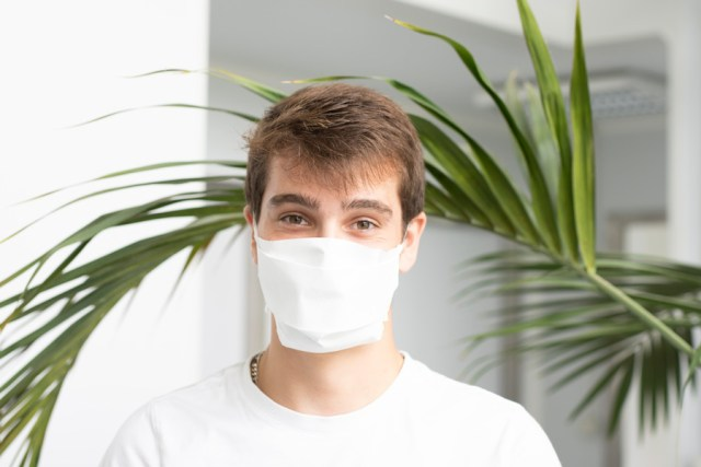 Protecsom dust mite protection mask