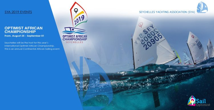 African Optimist Champs - Seychelles 2019