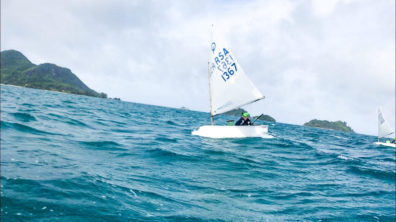 African Optimist Championships 2019 - Seychelles