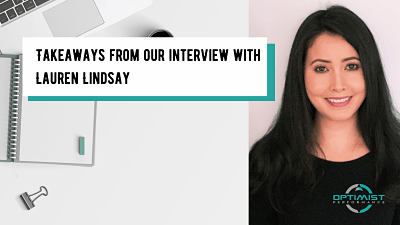 Flexible Working: Interview with Lauren Lindsay